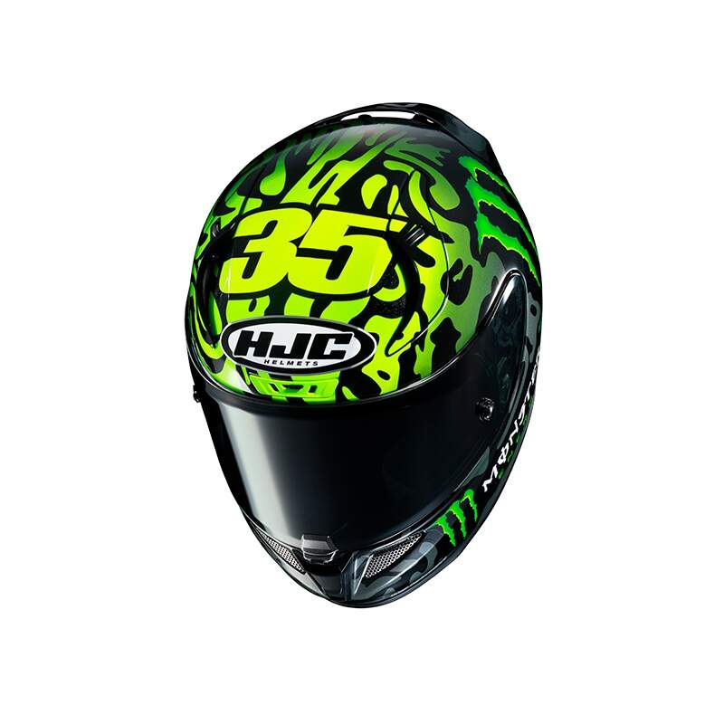 Capacete Hjc Rpha 11 Crutchlow Special 58