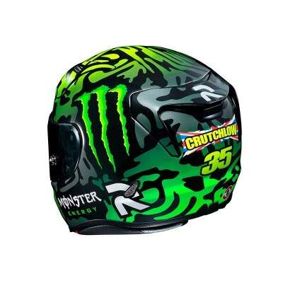 Capacete Hjc Rpha 11 Crutchlow Special 61