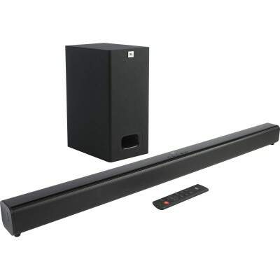 Soundbar com Subwoofer 2.1 Bluetooth 110W Cinema SB130 Preto