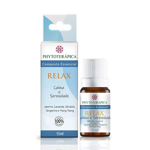 Composto Essencial Relax - 15ml