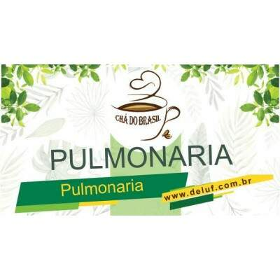 PULMONARIA - 500g - CHA DO BRASIL