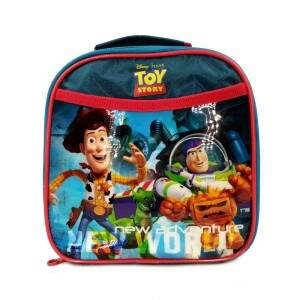 Lancheira Toy Story Azul Dermiwil 37255
