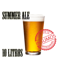 Receita Summer Ale 10 litros (Kit Summer Ale)