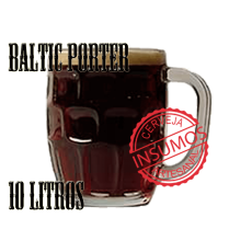 Receita Baltic Porter 10 litros (Kit Baltic Porter)