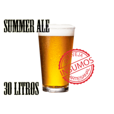 Receita Summer Ale 30 litros (Kit Summer Ale)