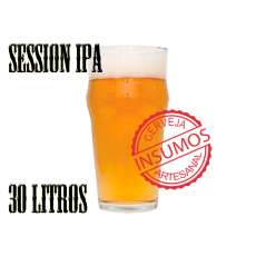 Session Ipa 30 Litros (Kit Session IPA 30 Litros)