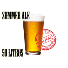 Receita Summer Ale 50 litros (Kit Summer Ale)