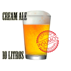 Receita Cream Ale 50 litros (Kit Cream Ale)