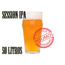 Session Ipa 50 Litros (Kit Session IPA 30 Litros)