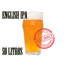 Receita English IPA 50 litros (Kit English IPA)