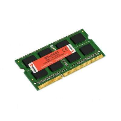 MEMORIA NOTEBOOK 4GB DDR3 1333 KEEPDATA KD13S9/GB