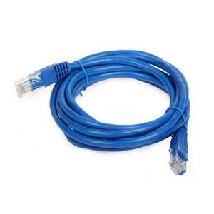 PATCH CORD CAT.5E AZUL - 2,5M SOHO PLUS