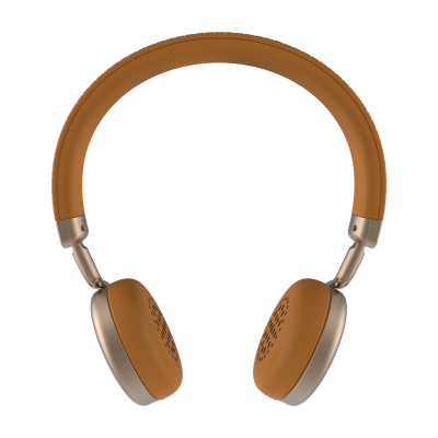 HEADSET BLUETOOTH FOCUS STYLE GOLD
