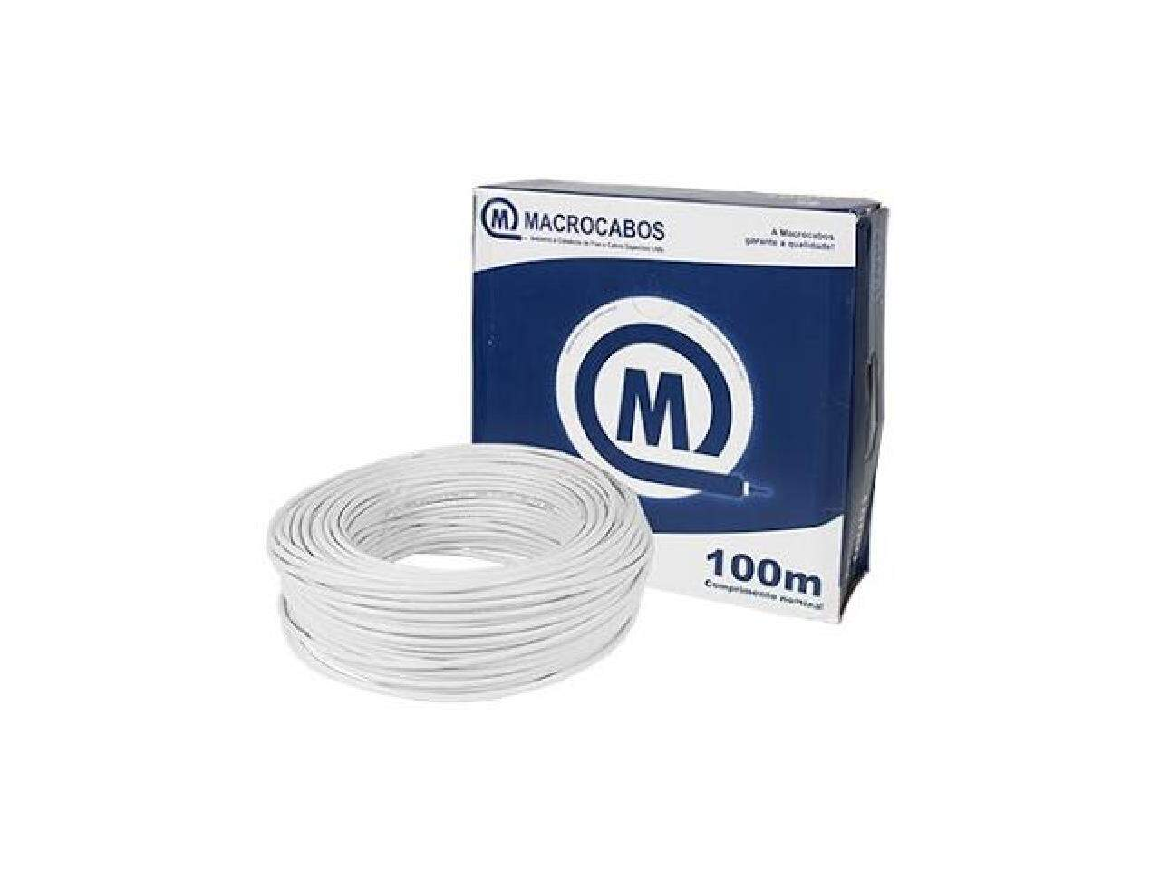 CABO COAXIAL RG 59 67% - 100M