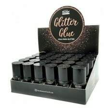 BOX COM 30 COLA DE GLITTER FACE BEAUTIFUL