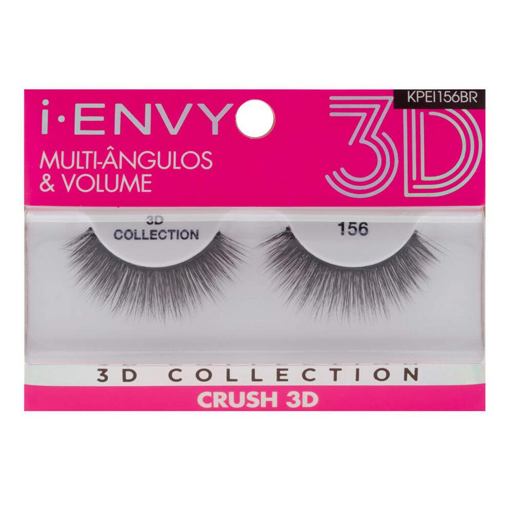 CILIOS 3D COLLECTION CRUSH 156 I-ENVY KISS NY