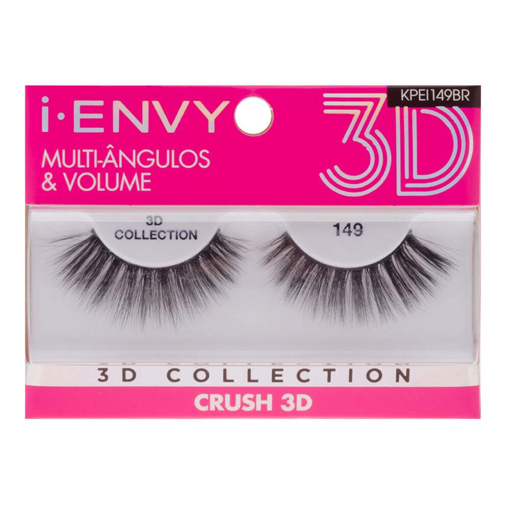 CILIOS 3D COLLECTION CRUSH 149 I-ENVY KISS NY