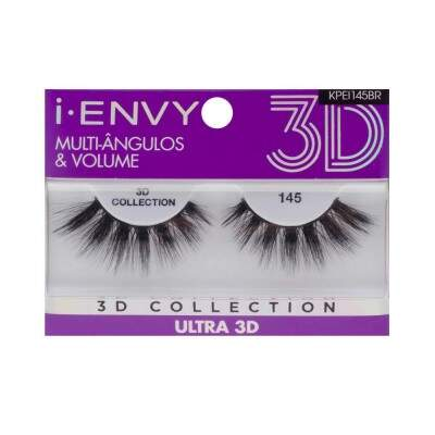 CILIOS 3D COLLECTION ULTRA 145 I-ENVY KISS NY