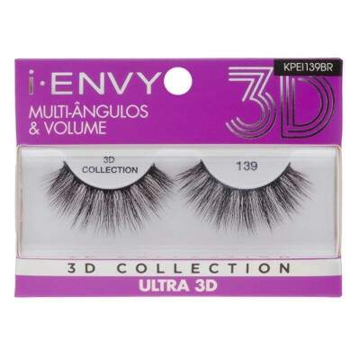 CILIOS 3D COLLECTION ULTRA 139 I-ENVY KISS NY