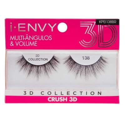 CILIOS 3D COLLECTION CRUSH 138 I-ENVY KISS NY