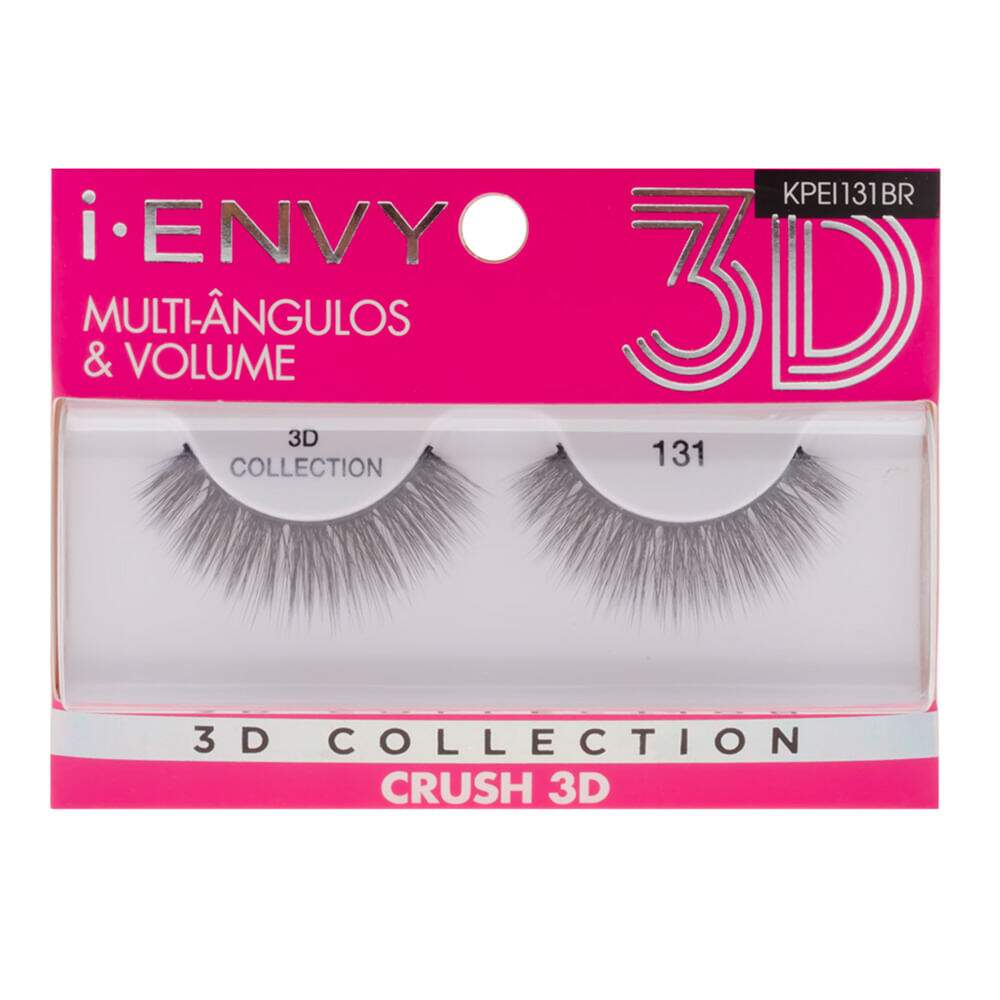 CILIOS 3D COLLECTION CRUSH 131 I-ENVY KISS NY