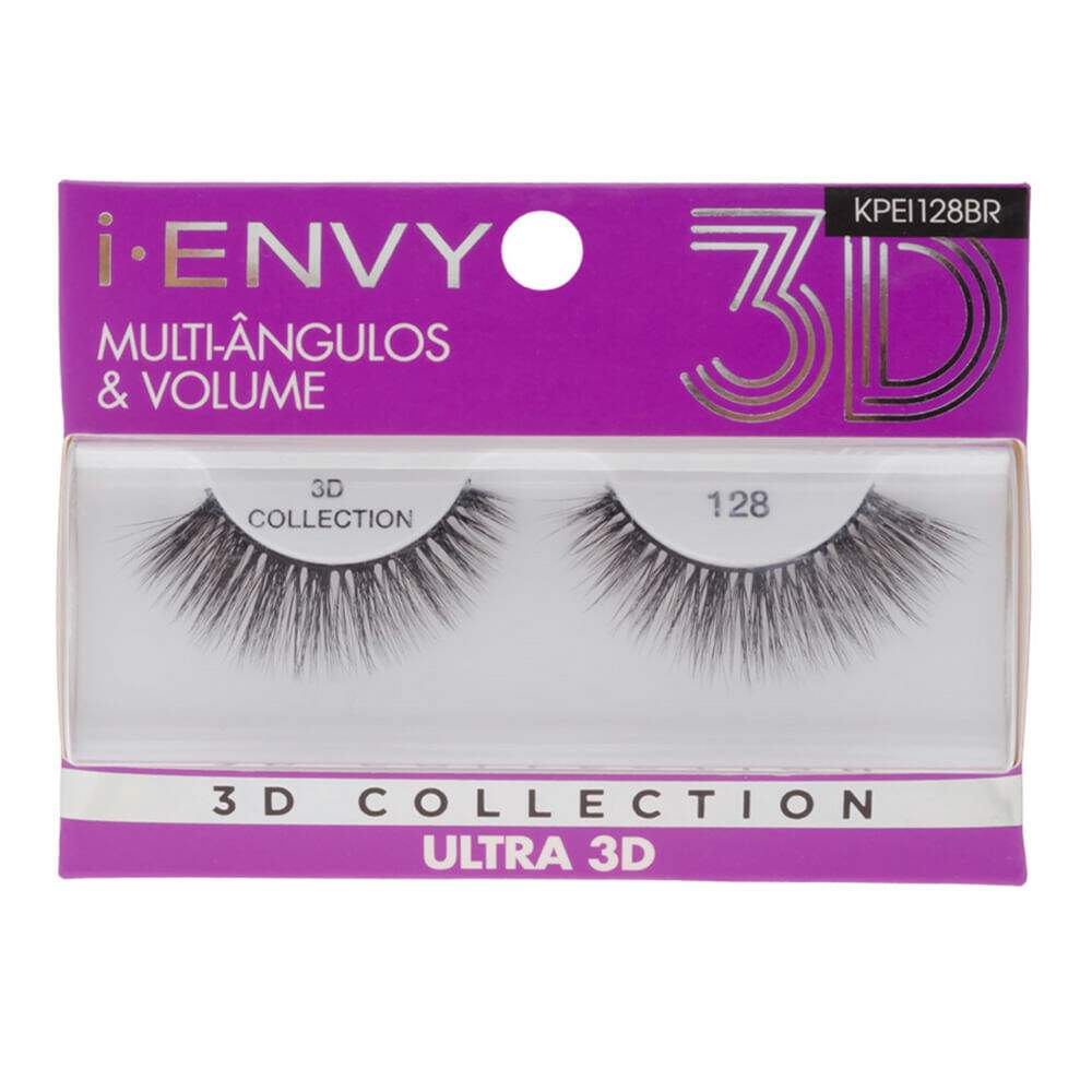 CILIOS 3D COLLECTION ULTRA 128 I-ENVY KISS NY