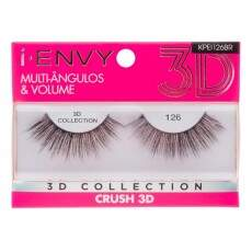 CILIOS 3D COLLECTION CRUSH 126 I-ENVY KISS NY