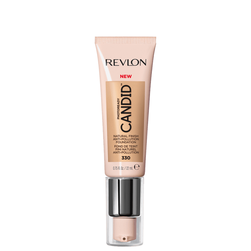 BASE LIQUIDA PHOTOREADY CANDID REVLON - 330 LIGHT HONEY