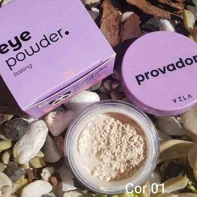 PÓ BAKING EYE POWDER VIZZELA - COR 01