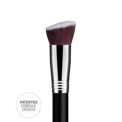 F36 PINCEL KABUKI CHANFRADO PARA BASE SOFT SENSATIONS DAYMAKEUP
