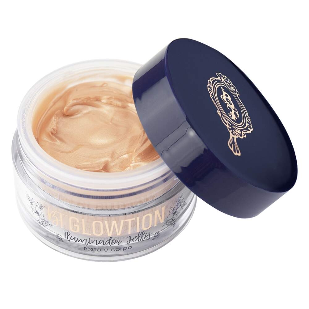 ILUMINADOR JELLY BT GLOWTION BRUNA TAVARES - HONEY