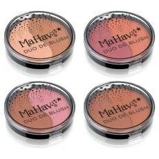 DUO DE BLUSH MAHAV