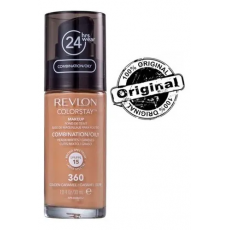 BASE COLORSTAY MISTA / OLEOSA FPS15 REVLON - 360 GOLDEN CARAMELO
