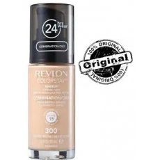 BASE COLORSTAY MISTA / OLEOSA FPS15 REVLON - 300 GOLDEN BEIGE