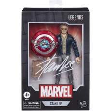 AVENGERS VINGADORES LEGENDS STAN LEE (HASBRO) E9658