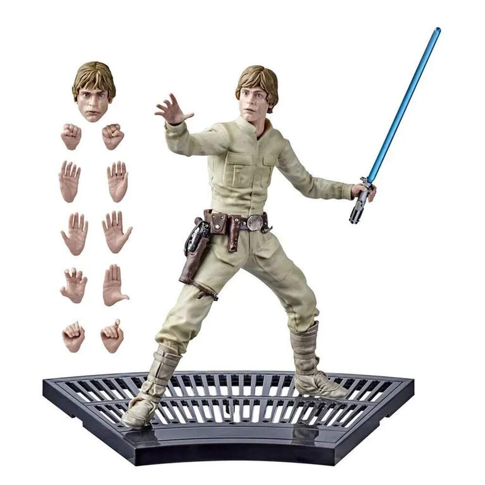 STAR WARS HYPERREAL LUKE SKYWALKER (HASBRO) E6611