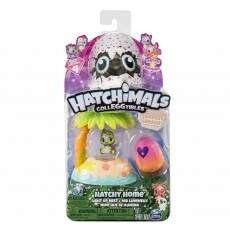 HATCHIMALS COLLEGGTIBLES BREEZY BEACH (SUNNY) 1861