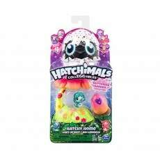 HATCHIMALS COLLEGGTIBLES GLITTERING GARDEN (SUNNY) 1864