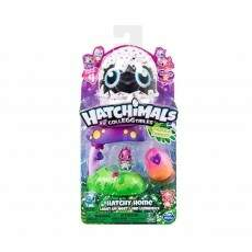 HATCHIMALS COLLEGGTIBLES FABULA FOREST (SUNNY) 1860