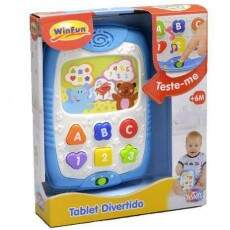 TABLET DIVERTIDO (YESTOYS) 73255