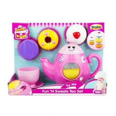 SR CHA DOCE DIVERSAO (YES TOYS) 0754G