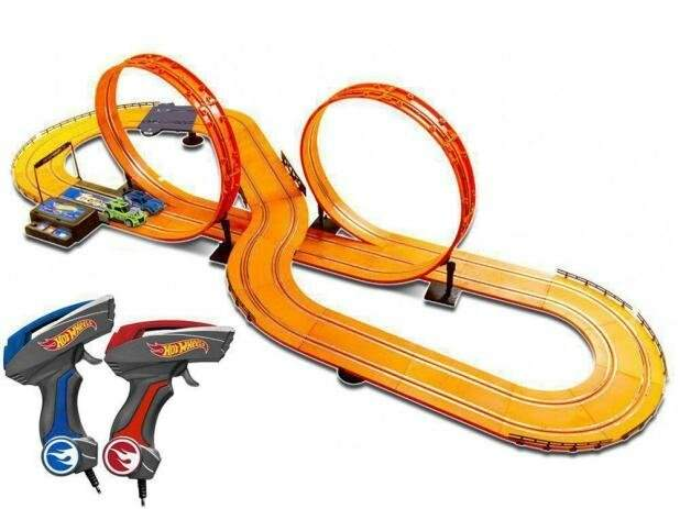 AUTORAMA TRACK SET DELUXE HOT WHEELS (MULTIKIDS) BR083