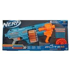 NERF ELITE 2.0 SHOCKWAVE RD-15 (HASBRO) E9531