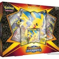 POKEMON BOX PICACHU V (COPAG) 87549