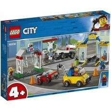 LEGO CITY CENTRO DE ASSISTENCIA AUTOMOVEL (LEGO) 60232