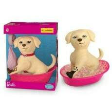 PET SHOP DA TAFF BARBIE (PUPEE) 1257