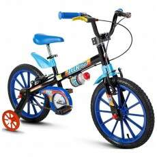 BICICLETA INFANTIL ARO 16 TECH BOYS (NATHOR)521012