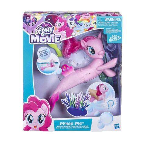 MY LITTLE PONY PINKIE PIE SEREIA NADADORA (HASBRO) C0677