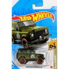 HOT WHEELS LAND ROVER DEFENDER 90 (MATTEL) C4982