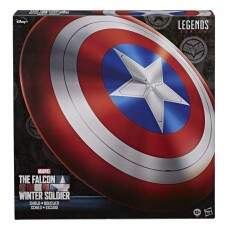 ESCUDO CAPITAO AMERICA MARVEL LEGENDS (HASBRO)  F0764